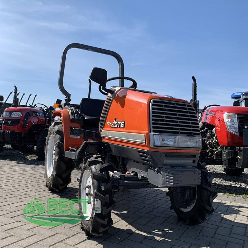 Купити японський міні трактор Львів: на що слід звернути увагу