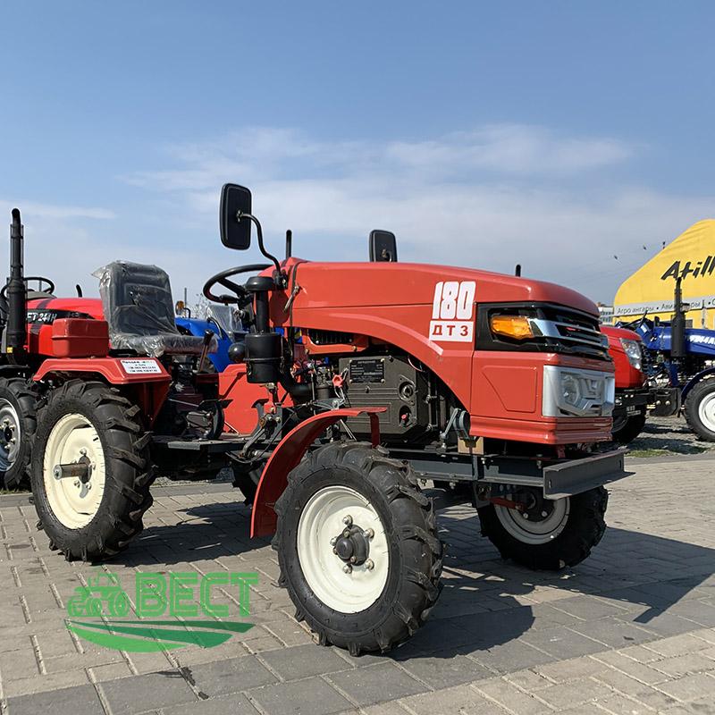Міні трактор Львів: безкоштовна доставка сільськогосподарської техніки