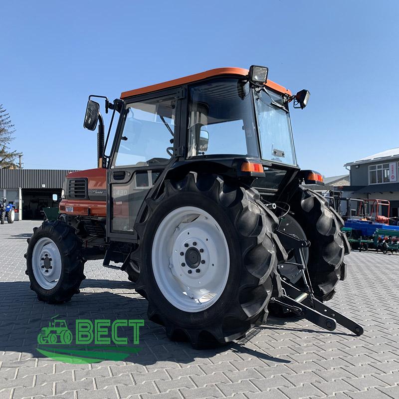 Ціни на японські міні трактори на нові моделі