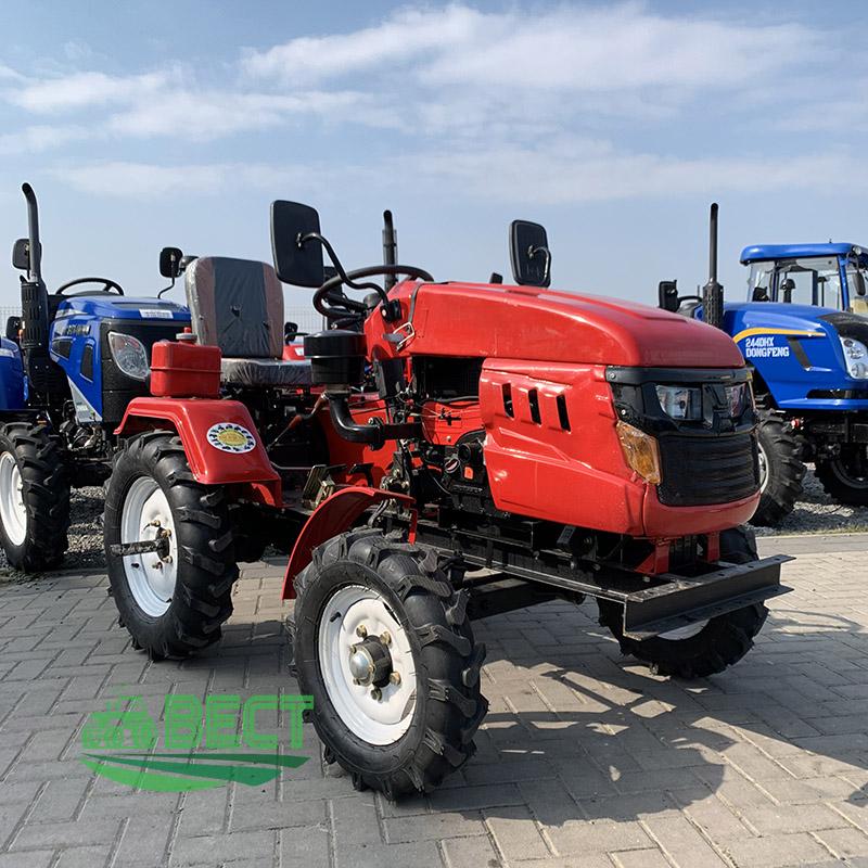 Купити сучасні міні трактори Львів для господарства